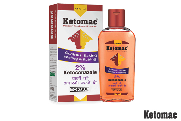 ketomac shampoo with logo